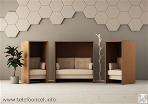 Glimakra Acoustic seating